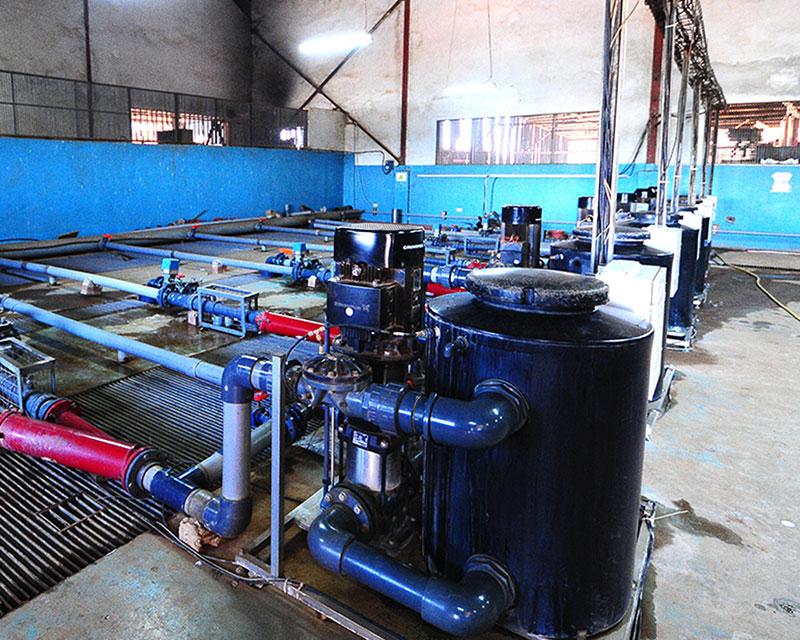 Rosebud Pumping Station