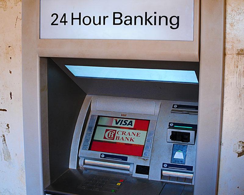 Rosebud Staff ATM