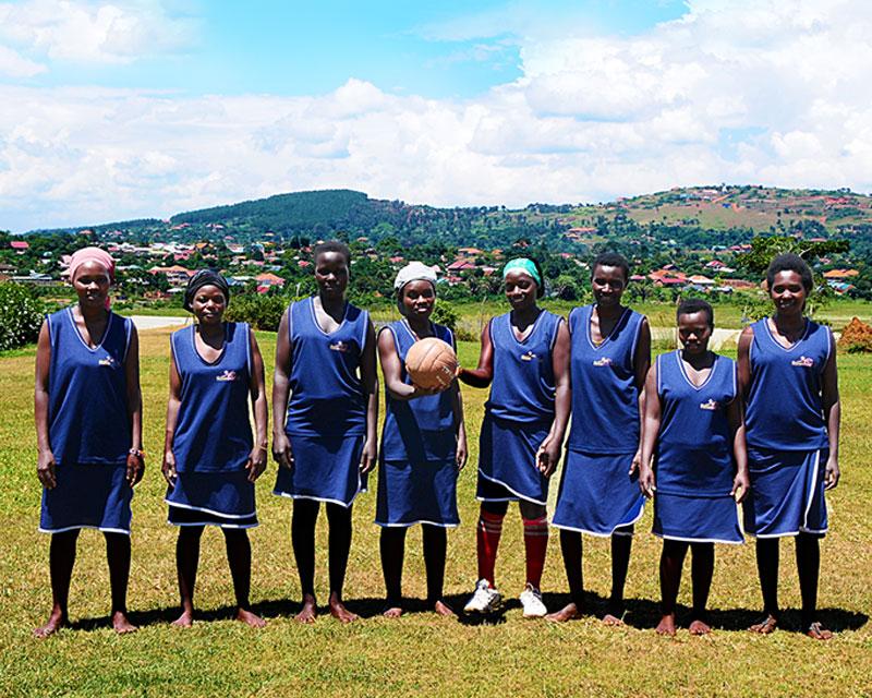 Rosebud Women's Netball Team